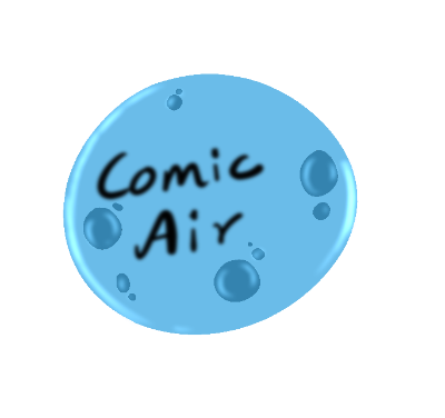 Comicair Cover New