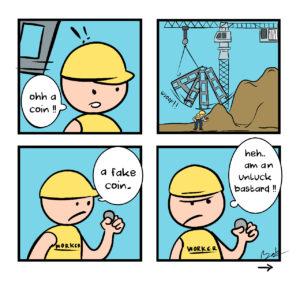 Unlucky & Lucky 2