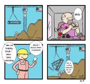 Unlucky & Lucky 3