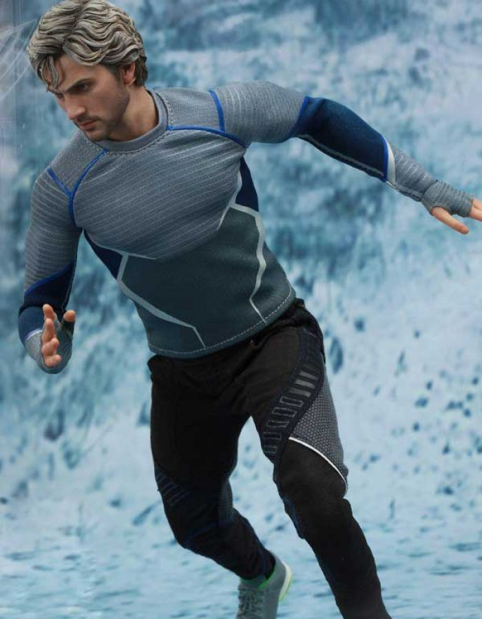 Hindi voice of Quicksilver in Avengers
